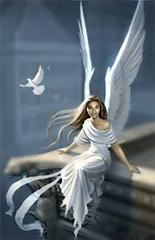 Тихий ангел пролетел