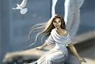 Почему говорят «тихий ангел пролетел»?